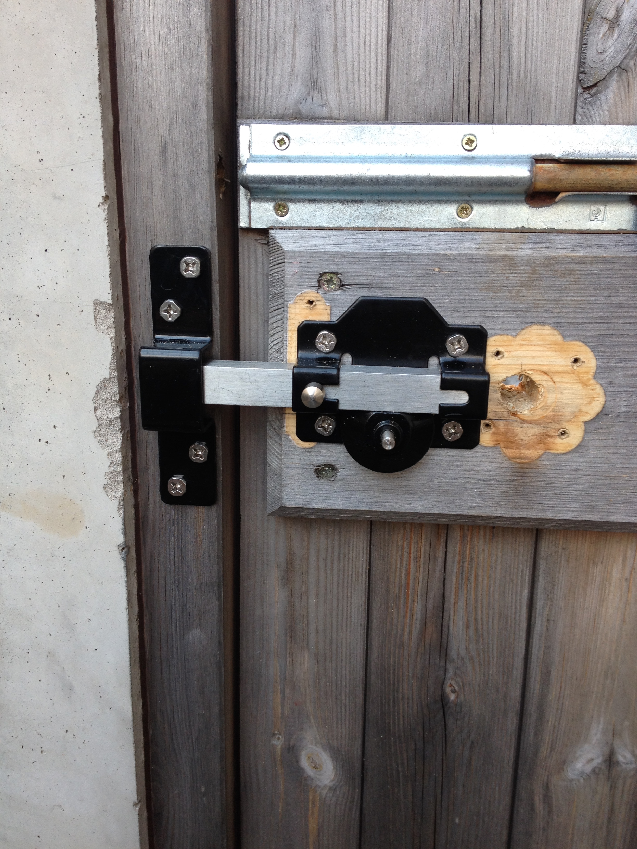 Why Not Have One Of These Gate Locks Fitted To Side Gate Or Shed For Extra  Security, Can Be Key Operated From Both Sides To Stop Unwanted Guests!