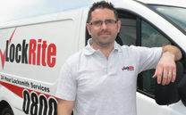 Ian Caine - Lutterworth Locksmith