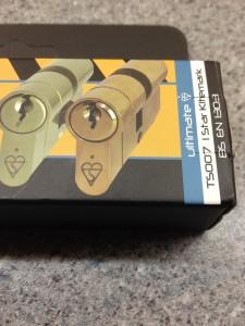 TS007 Euro Cylinder
