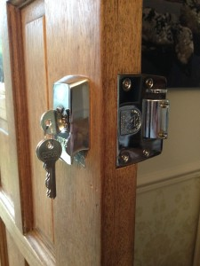 British Standard Nightlatch