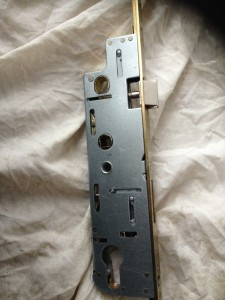 uPVC Door Lock