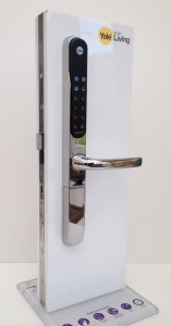 Yale Smart Lock Acocks Green