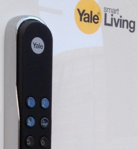 Yale Smart Lock Bartley Green