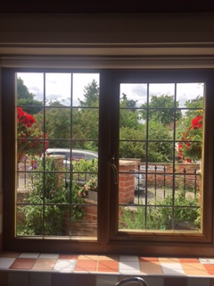 Double Glazing Fitted In Customers Kitchen