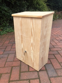 Bespoke Postbox Handmade By Locksmith