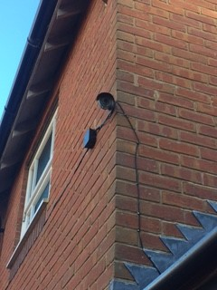 Yale CCTV Fitted For Added Security