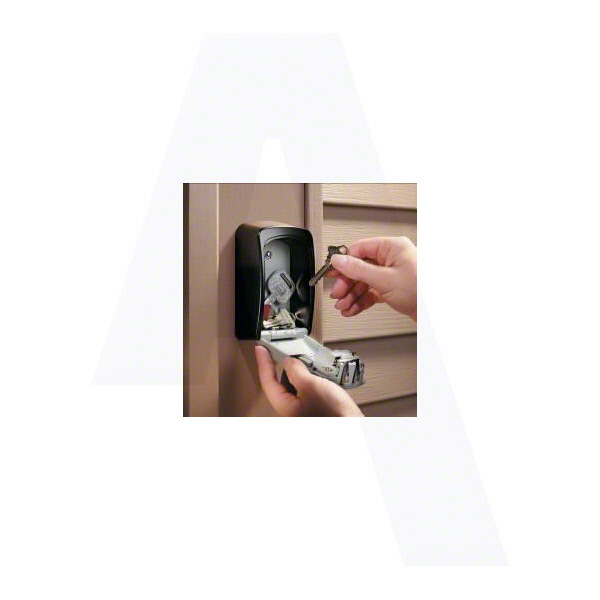 Key Safe Fitted - Master Lock - Clacton-on-sea Locksmith