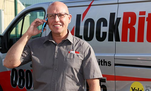 Dronfield Locksmith - Paul